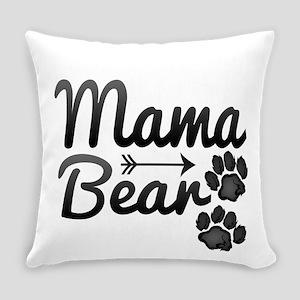 Mama Bear Everyday Pillow