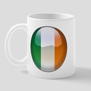 Ireland Flag Jewel Mug