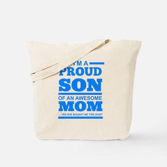 Funny Son Tote Bag