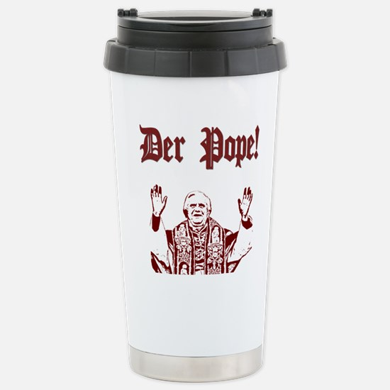 Der Pope! Mugs