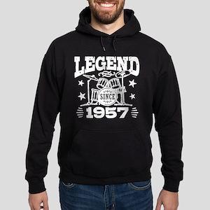 Legend Since 1957 Hoodie (dark)