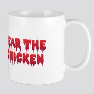 Fear the Chicken Mugs
