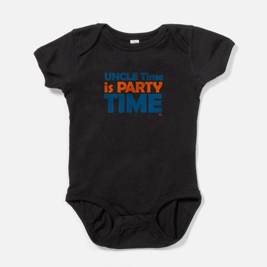 Cute Party time Baby Bodysuit