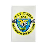 USS Yancey (AKA 93) Rectangle Magnet (10 pack)