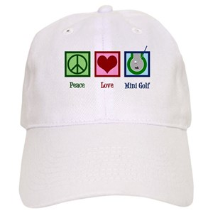 25ba4fac91e Mini Golf Hats - CafePress