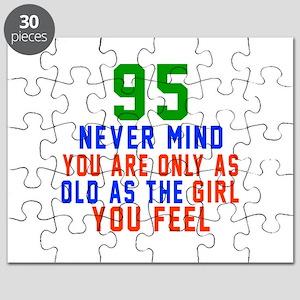 95 Never Mind Birthday Puzzle
