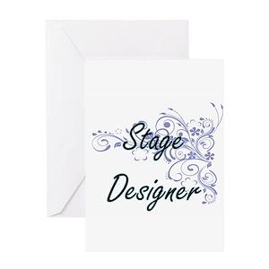 Lighting designer greeting cards cafepress m4hsunfo