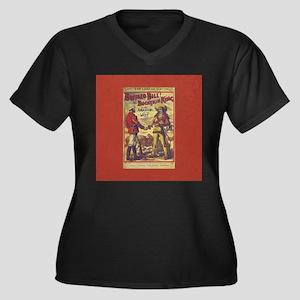 Buffalo Bill Plus Size T-Shirt