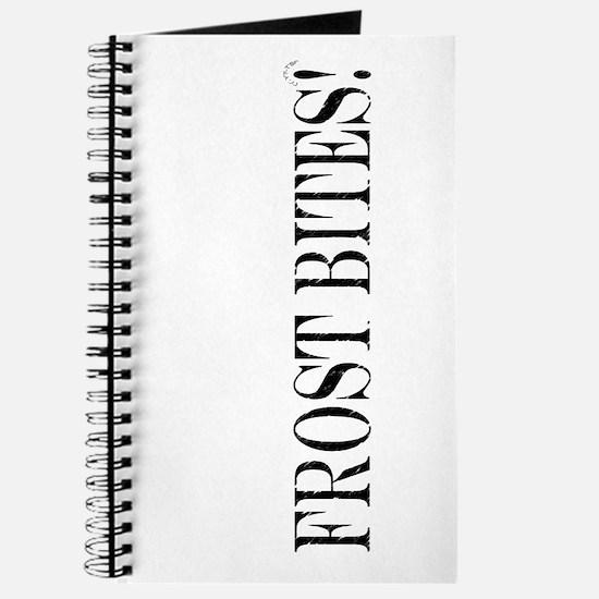 Cute Frost bites Journal