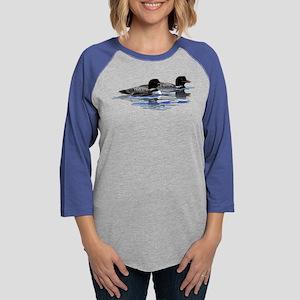 loon family Long Sleeve T-Shirt