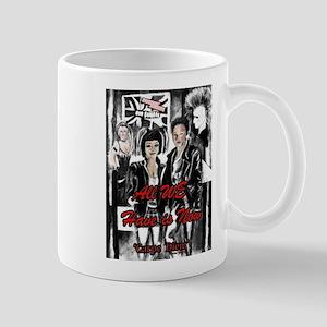 Carpe Diem Seize the Day Mugs