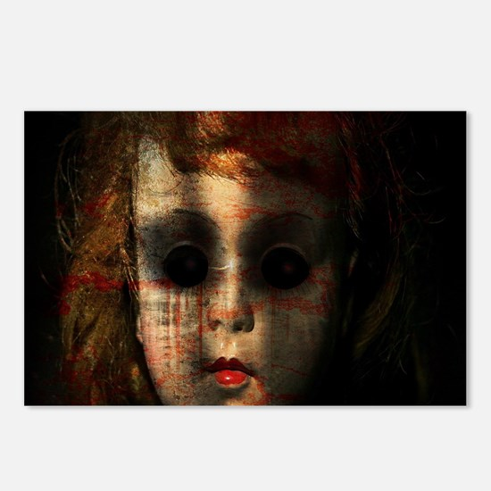 Baby Doll Postcards (Package of 8)