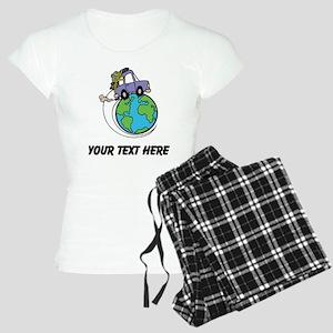 World Travel Pajamas