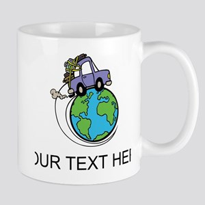 World Travel Mugs