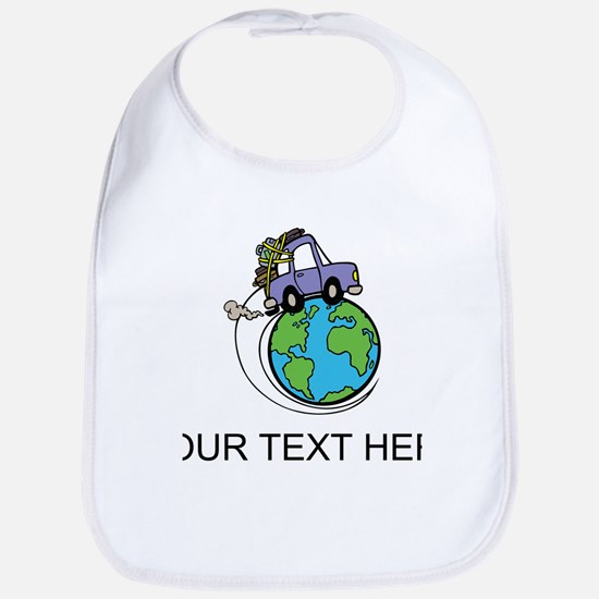 World Travel Bib