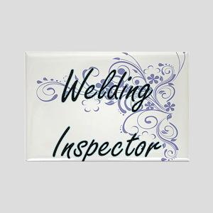 Welding Inspector Artistic Job Design with Magnets