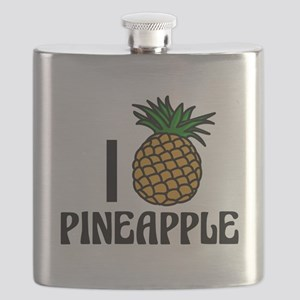 Pineapple Love Flask