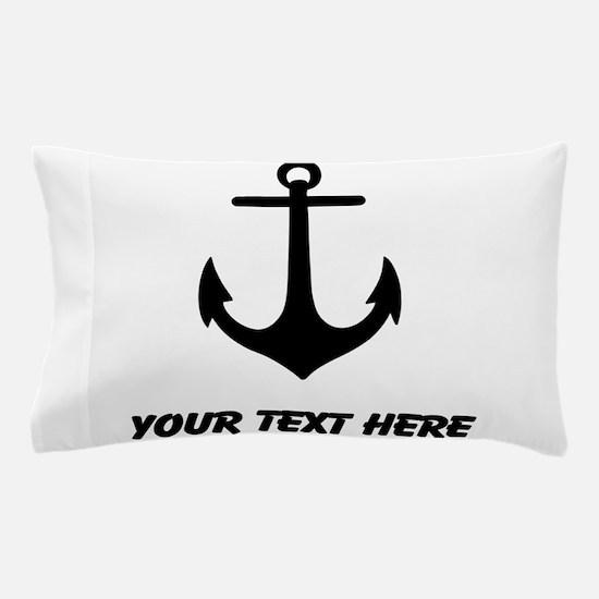 Ship Anchor Pillow Case