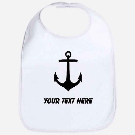 Ship Anchor Bib