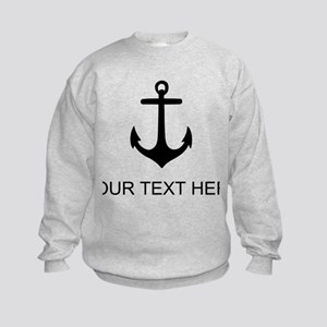 Ship Anchor Sweatshirt