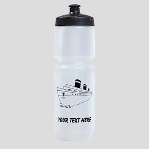 Cruise Ship Sports Bottle