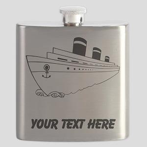 Cruise Ship Flask
