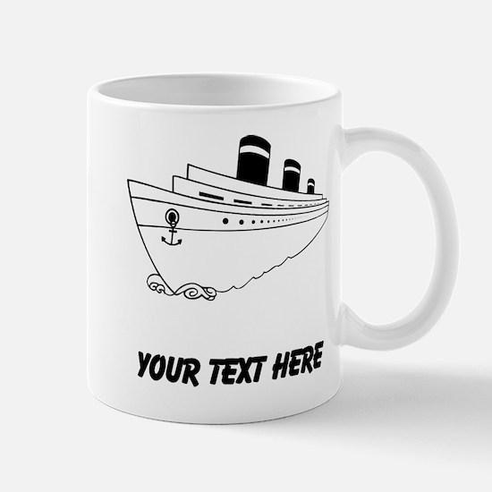 Cruise Ship Mugs