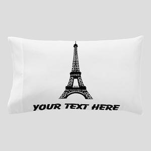 Eiffel Tower Pillow Case