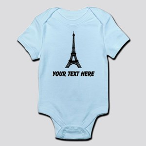 Eiffel Tower Body Suit