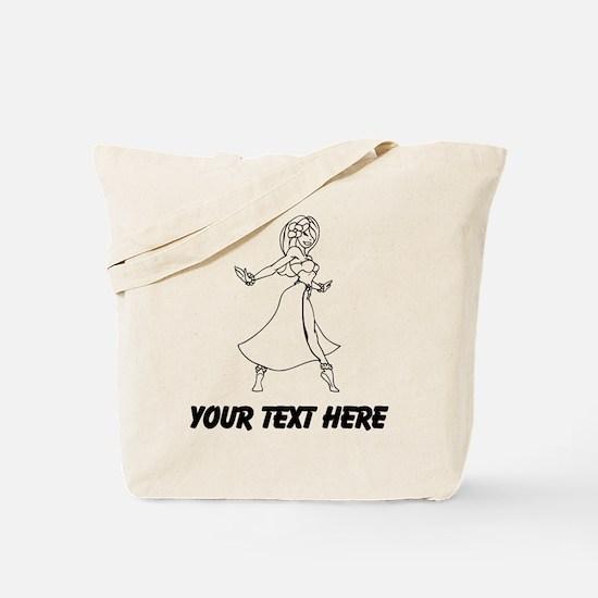 Ballroom Dancer Tote Bag