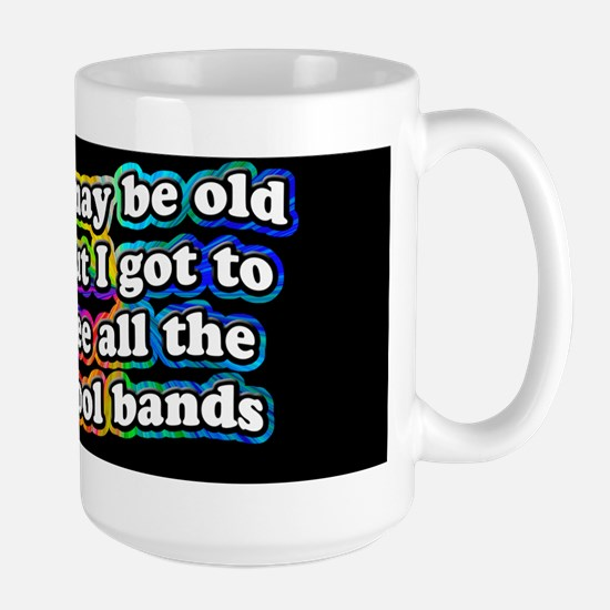 All The Cool Bands Mugs