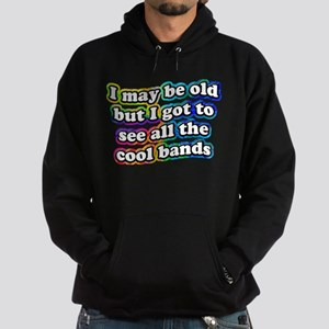 All The Cool Bands Hoodie (dark)