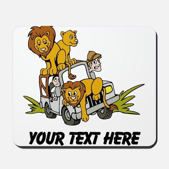 Safari Mousepad