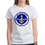 USS Oglethorpe (AKA 100) Women's T-Shirt