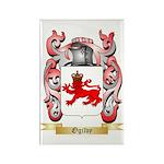 Ogilvy Rectangle Magnet (100 pack)