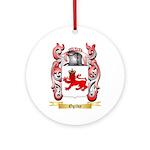 Ogilvy Round Ornament