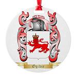 Ogilvie Round Ornament