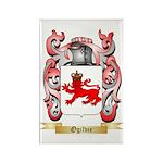 Ogilvie Rectangle Magnet (100 pack)
