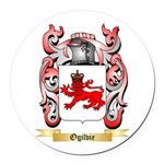 Ogilvie Round Car Magnet
