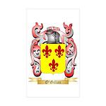 O'Gillan Sticker (Rectangle 50 pk)