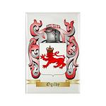 Ogilby Rectangle Magnet (10 pack)