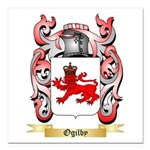 Ogilby Square Car Magnet 3