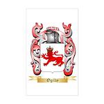 Ogilby Sticker (Rectangle)