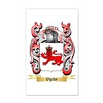Ogilby 20x12 Wall Decal