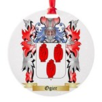 Ogier Round Ornament