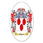 Ogier Sticker (Oval)
