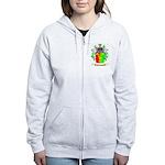 O'Gerane Women's Zip Hoodie