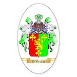 O'Gerane Sticker (Oval 10 pk)