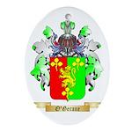 O'Gerane Oval Ornament