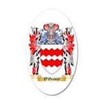 O'Geaney 20x12 Oval Wall Decal